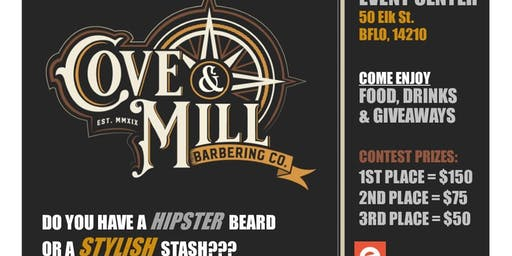 Cove & Mill Barbering Co. ~ Grand Opening Event