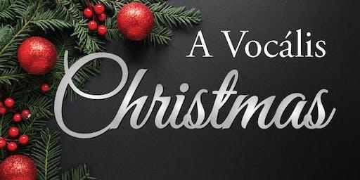 A Vocális Christmas