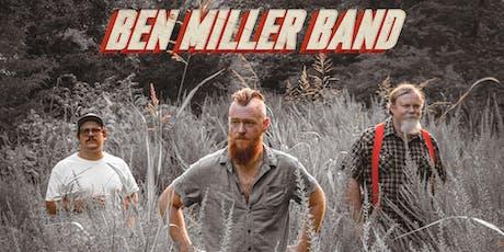 Ben Miller Band tickets
