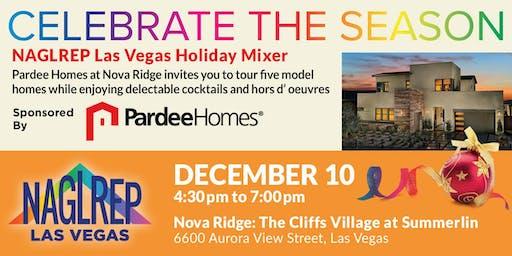 NAGLREP Las Vegas Holiday Mixer Dec 10