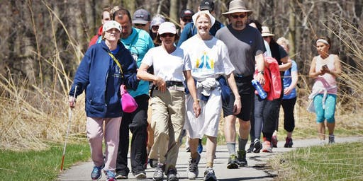 Walk to Mary Walking Pilgrimage and Mass with Most Rev. David L. Ricken
