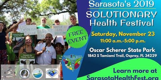 Sarasota's Solutionary Health Festival 2019