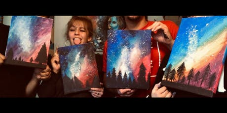 Painting New Beginnings Art Class - Acrylic tickets
