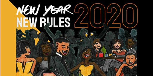NEW  YEAR, NEW RULES ! New Year Eve Party