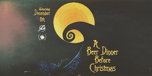A Beer Dinner Before Christmas
