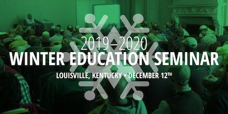 Winter Education Seminar in Louisville, Kentucky tickets