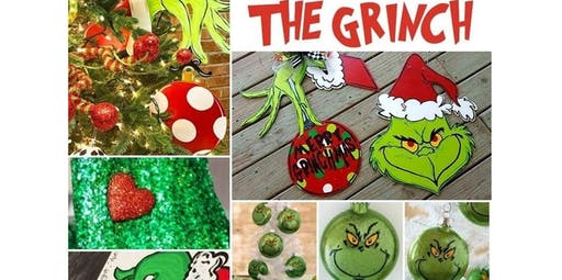 Grinch Day! (2019-11-23 starts at 11:00 AM)