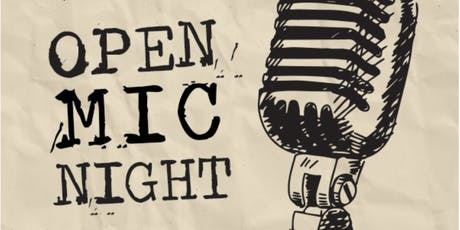 Paragraph Open Mic Night tickets