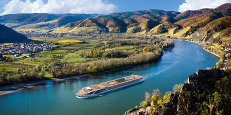 River Cruising Travel Talk tickets