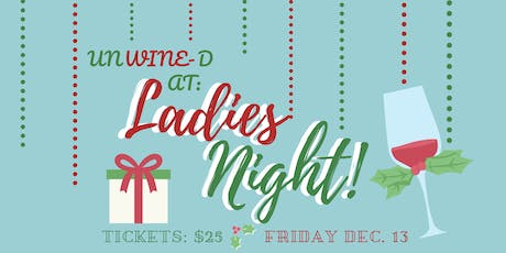 Ladies Night at 8 Chains North Winery tickets