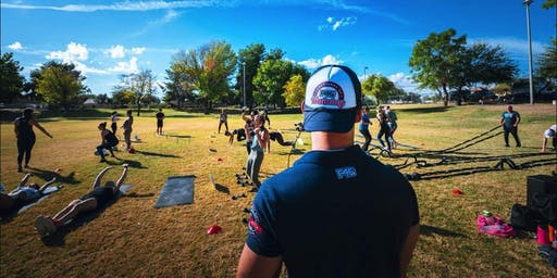 Free F45 HIIT Boot Camp