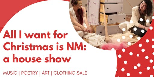 All I want for Christmas is to go to NM: a fundraiser houseshow