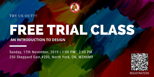 An Introduction to Design _FREE Trial Class