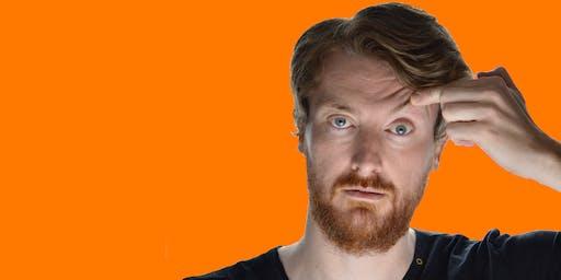 Oranienburg: Live Comedy mit Jochen Prang ...STAND-UP 2020