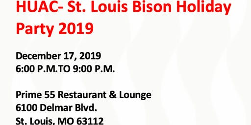 HUAC-St. Louis Holiday Party 2019