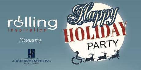 Rolling Inspiration with J. Robert Davis P.C. Presents 2019 Holiday Party tickets