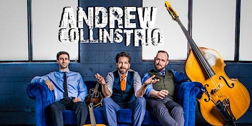 Concert: The Andrew Collins Trio