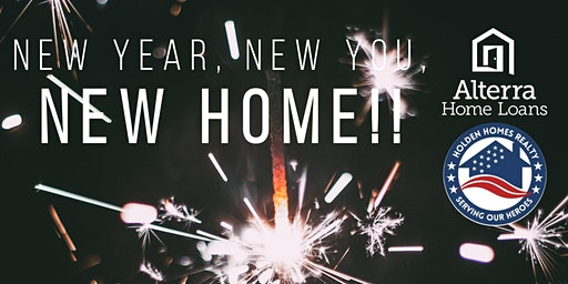 New Year, New You, New Home!