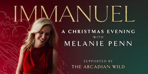 IMMANUEL: A Christmas Evening with Melanie Penn & The Arcadian Wild