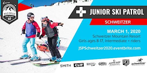 WILD SKILLS Junior Ski Patrol: Schweitzer