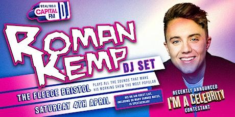 Roman Kemp DJ Set tickets