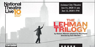 NTLIVE: THE LEHMAN TRILOGY