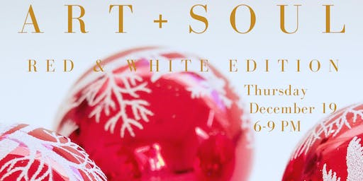 Art+Soul the Red & White Edition