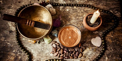 Meditation Afternoon, Cacao Ceremony & Soundbath with ThetaHealing® - Calling the Masters of Healing, Transformation and Awakening