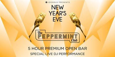 Peppermint Club New Years Eve 2020 Party