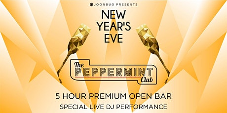 Peppermint Club New Years Eve 2020 Party tickets
