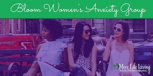 BLOOM: Women's Anxiety & Self-Esteem Group