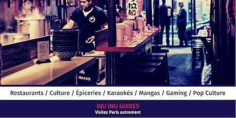 Soirée d'inauguration INU INU Guides 2020 billets