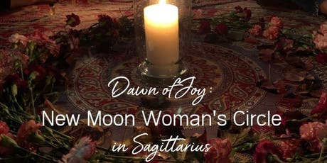Sagittarius New Moon Woman's Circle with Stephanie tickets