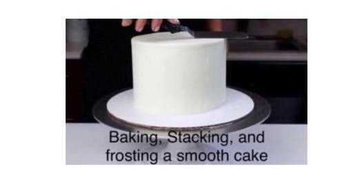 Cake Basics Workshop