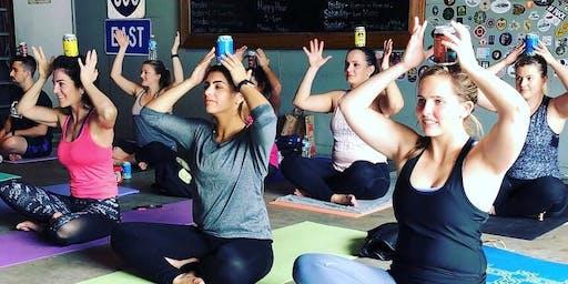 Ales & Asanas - Yoga at LauderAle Brewery November 17