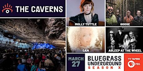 Bluegrass Underground PBS TV Taping - Friday tickets