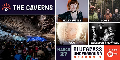 Bluegrass Underground PBS TV Taping - Friday