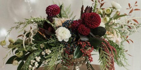 Pollen Nation Festive Centre Piece Workshop tickets
