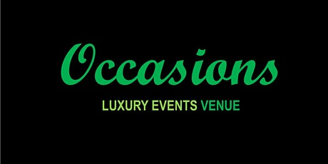 The Grand opening of Occasions Events Venue tickets