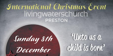 International Christmas Event - Lots of Fun for all the Family!!! tickets