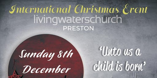 International Christmas Event - Lots of Fun for all the Family!!!