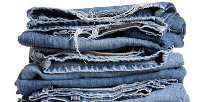 Recycle your old Jeans