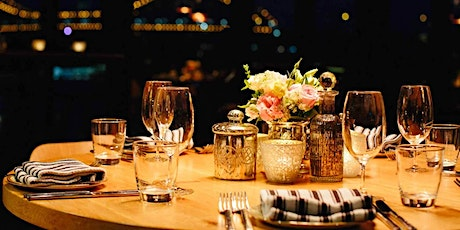Intimate Networking Dining Series   Secret Location   London  tickets