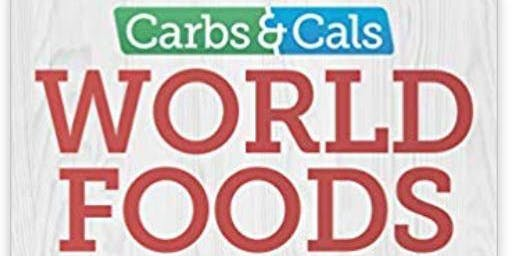 A Talk by Co-Authors of Carbs & Cals World Foods