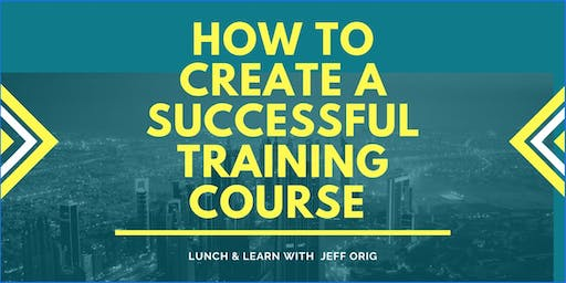 How to Have a Successful Online Training