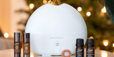 Holiday Essential Oil Workshop
