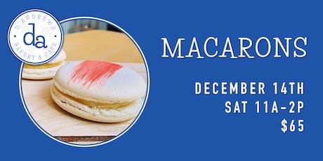 Macarons 101 tickets