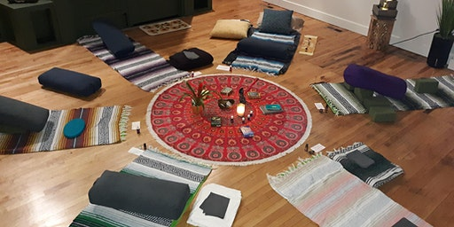 Renew | Restore - Yoga with Reiki Healing Touch - January 16