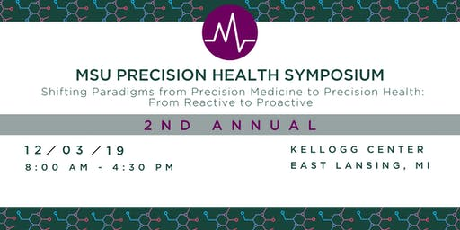 MSU Second Annual Precision Health Symposium