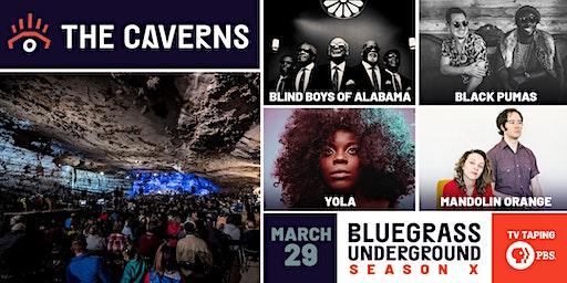 Bluegrass Underground PBS TV Taping - Sunday